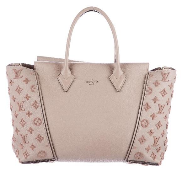 33ac6205bab Louis Vuitton Bags   Monogram Velours W Tote   Poshmark